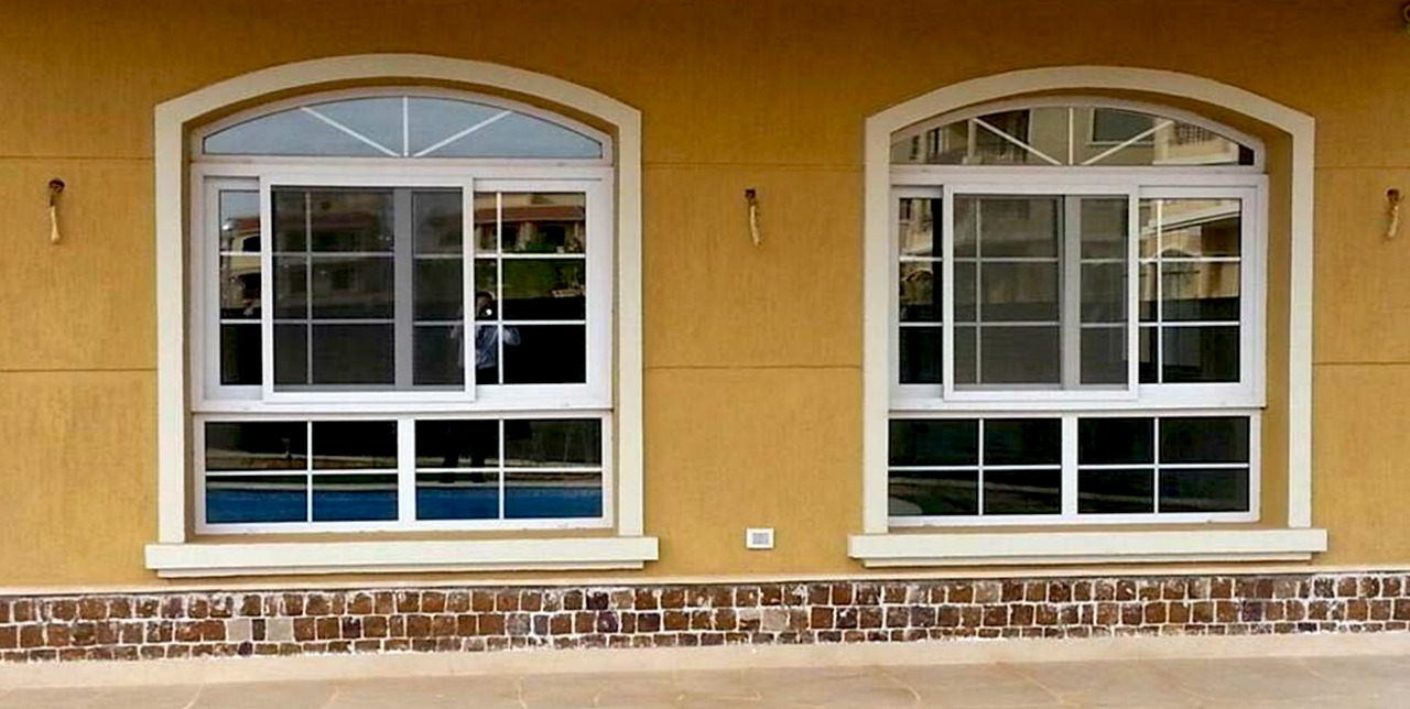 upvc windows design